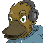 Profile photo of Gamer Platypus